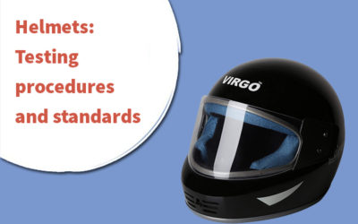 Helmets: Testing Procedures and Standards