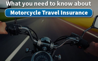 What You Need to know about Motorcycle Travel Insurance