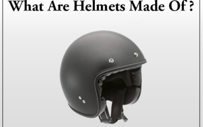 What Are Helmets Made Of?