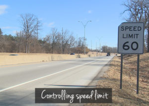 Controlling-speed-limit