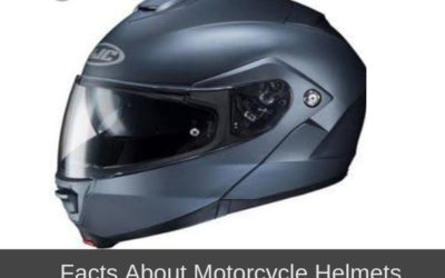 Facts About Motorcycle Helmets