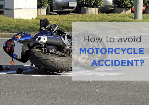 How to Avoid Motorcycle Accident