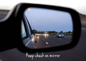 Keep-check-on-mirror