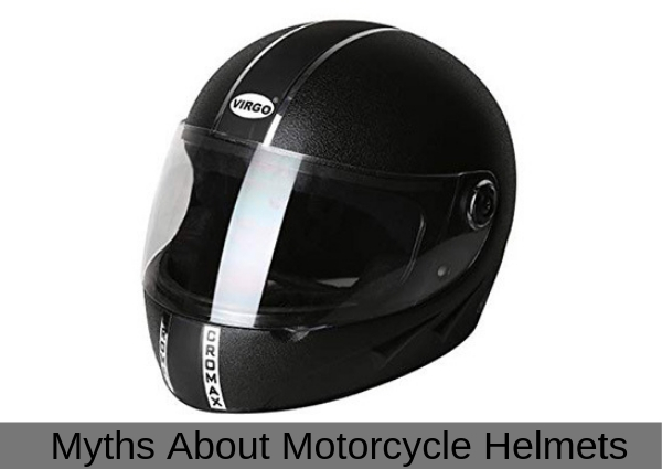 Myths About Motorcycle Helmets