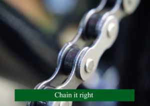 Chain-it-right