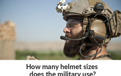 How Many Helmet Sizes Does the Military Use