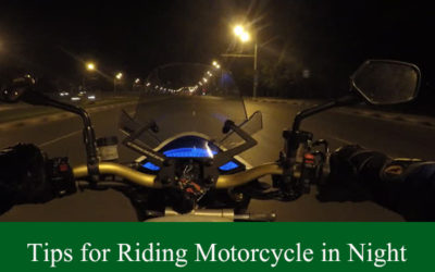 Tips for Riding Motorcycle in Night