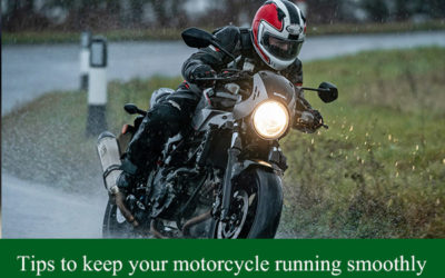 Tips to Keep your Motorcycle Running Smoothly