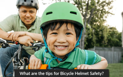 What are the tips for Bicycle Helmet Safety