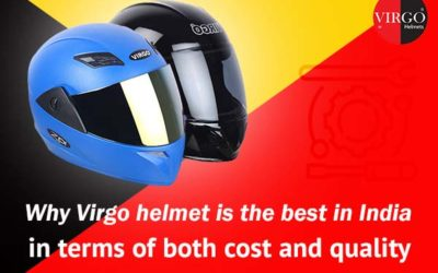 Why Virgo Helmet Is The Best In India In Terms Of Both Cost And Quality