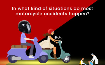 In What Kind Of Situations Do Most Motorcycle Accidents Happen