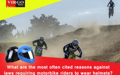 What Are The Most Often Cited Reasons Against Laws Requiring Motorbike Riders To Wear Helmets