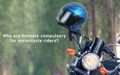 Why Are Helmets Compulsory For Motorcycle Riders